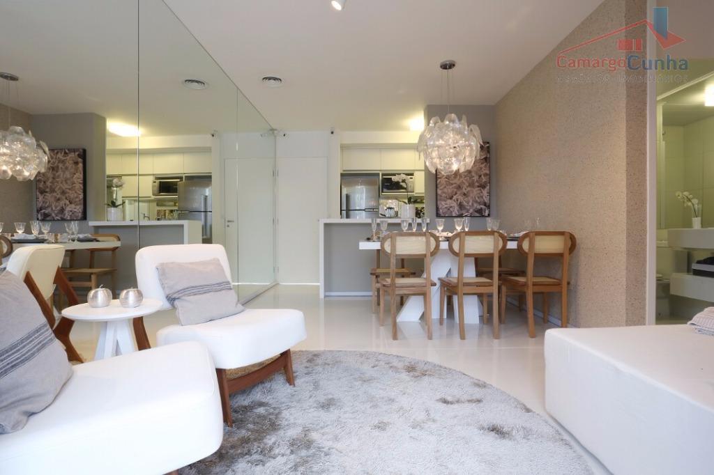 Apartamento com 59 m², 2 dormitórios, 1 vaga de garagem, com muito lazer