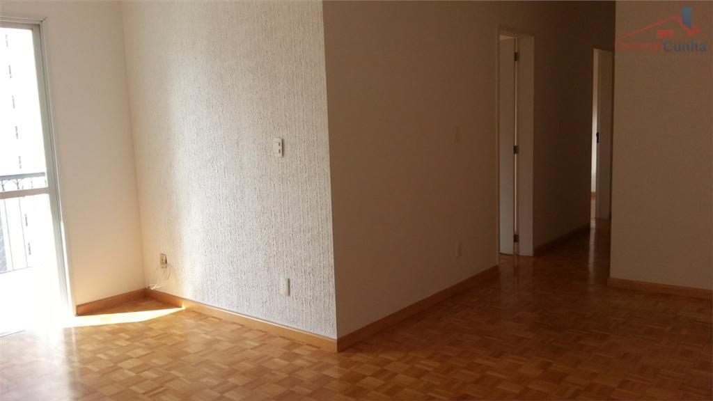 excelente apartamento com 76 m², 3 dormitórios sendo 1 suíte e 2 vagas de garagem totalmente...