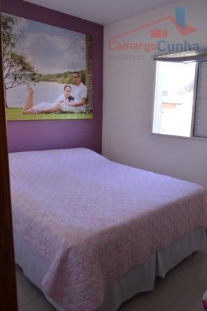 apartamento de 04 cômodos todo em gesso, sendo 02 dormitórios todo no porcelanato, 01 wc com...