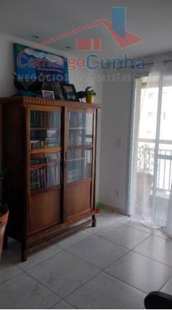 Apartamento bem localizado com 56 metros, 2 dormitórios 1 vaga.