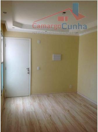 Apartamento bem localizado com 42 metros, 2 dormitórios e 1 vaga.