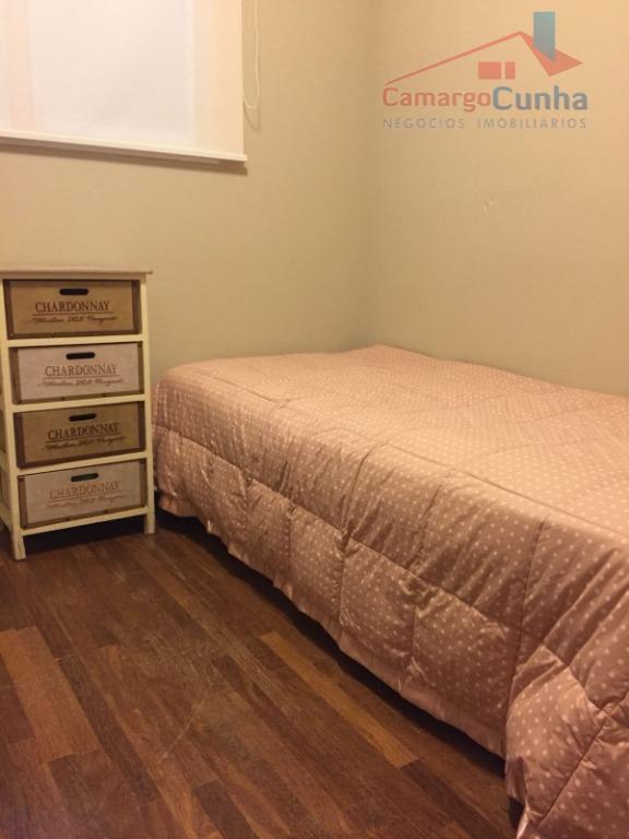 apartamento com 85 m², 03 dormitórios sendo 01 suíte e 02 vagas de garagem, sala com...