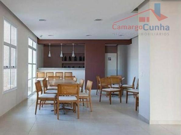 apartamento com 73 m², possui 2 dormitórios sendo 1 suíte e 1 vaga de garagem, sala...