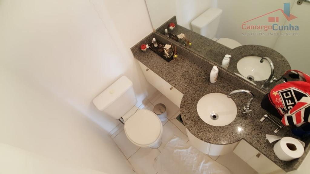 apartamento com 172 m², 03 suítes e 03 vagas de garagem, sala com três ambientes, lavabo,...