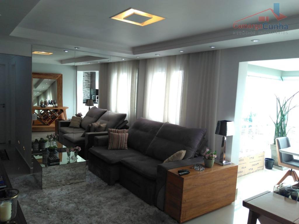 Apartamento com 79 metros, 02 suítes e 02 vagas.