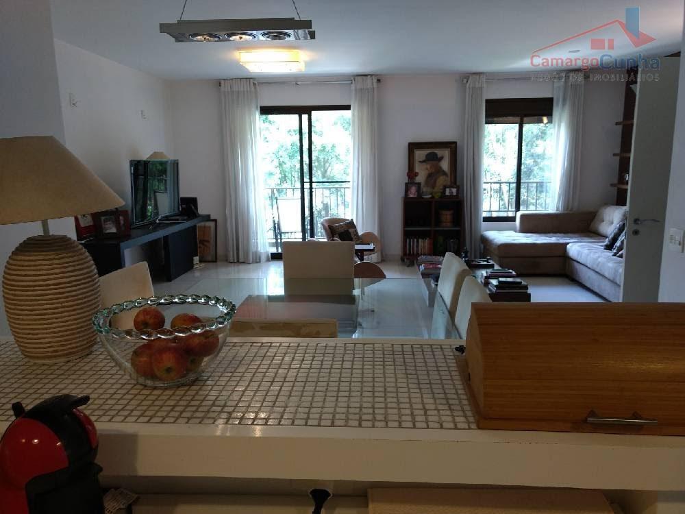 Apartamento com 125 metros, 2 suítes e 2 vagas