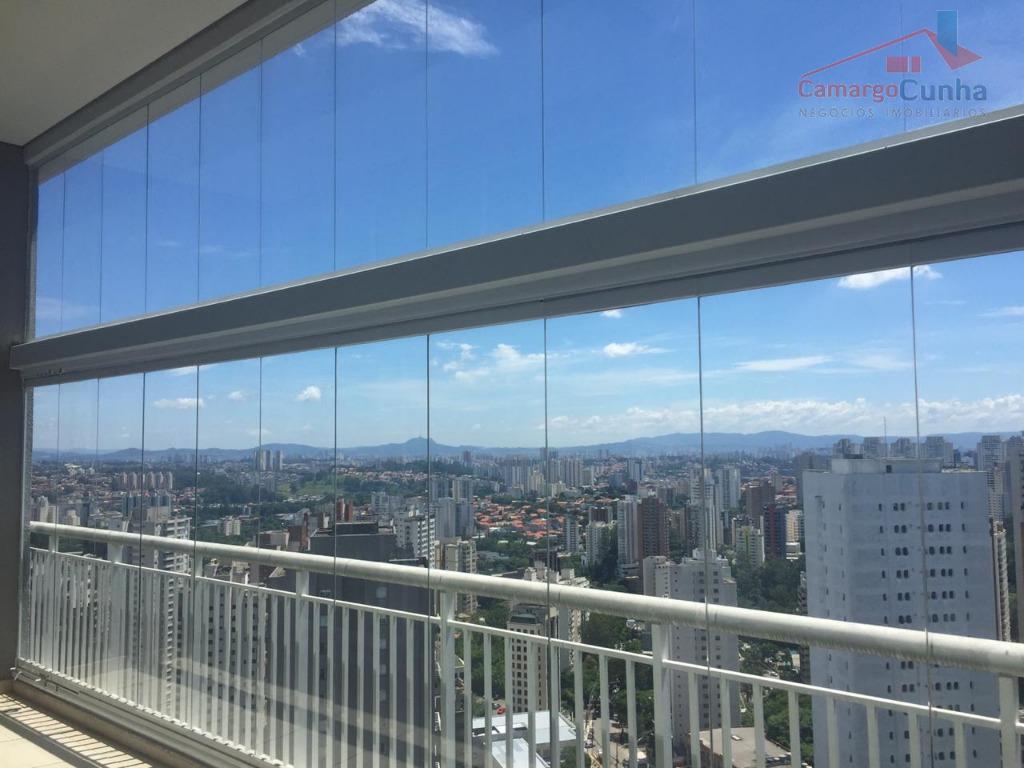 apartamento com 175 m² sendo 03 suítes e 03 vagas de garagem, sala com 03 ambientes,...