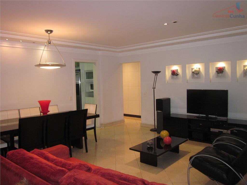 Apartamento residencial à venda, Morumbi, São Paulo - AP0040.