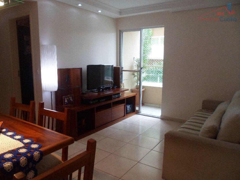 Apartamento residencial à venda, Paraisópolis, São Paulo.