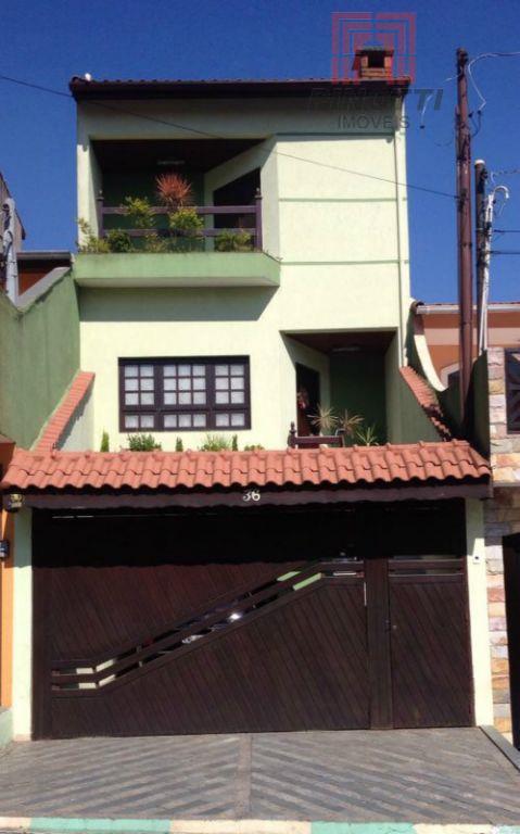 Sobrado residencial à venda, Parque Selecta, São Bernardo do Campo - SO1499.
