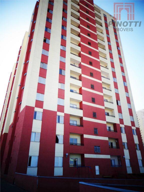 Apartamento  residencial para locação, Jardim Yrajá, São Bernardo do Campo.