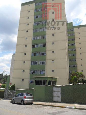 Apartamento residencial à venda, Parque Terra Nova, São Bernardo do Campo.
