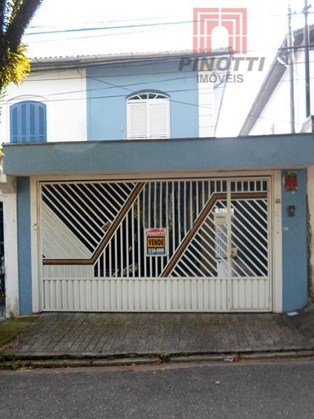 Sobrado  residencial à venda, Nova Petrópolis, São Bernardo do Campo.