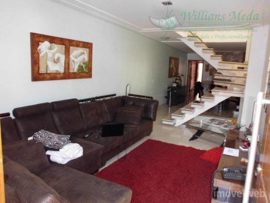 Sobrado com 3 dormitórios à venda, 150 m² por R$ 700.000 - Parque Renato Maia - Guarulhos/SP