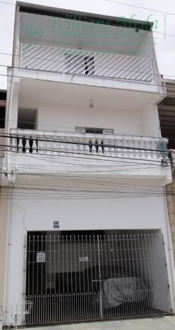 Sobrado  residencial à venda, Jardim Pinhal, Guarulhos.