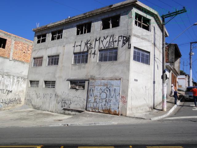 Prédio  comercial à venda, Vila Rio de Janeiro, Guarulhos.