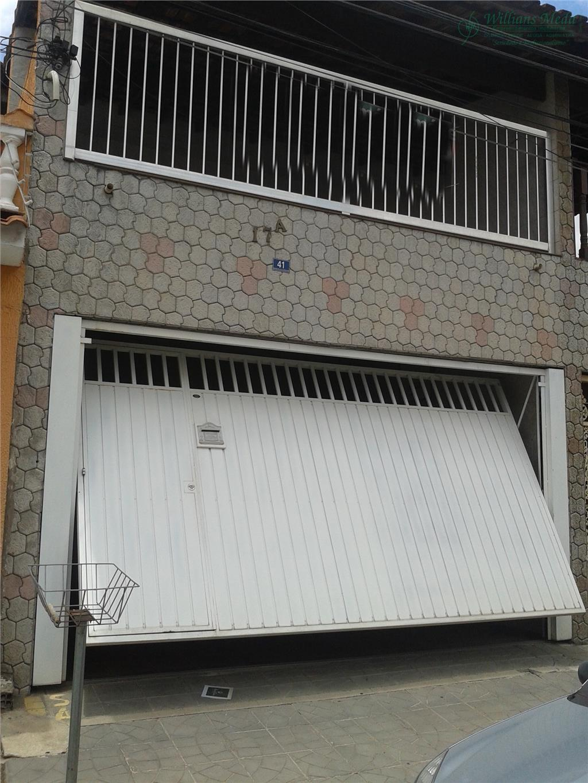 Sobrado  residencial para venda e locação, Parque Renato Maia, Guarulhos.