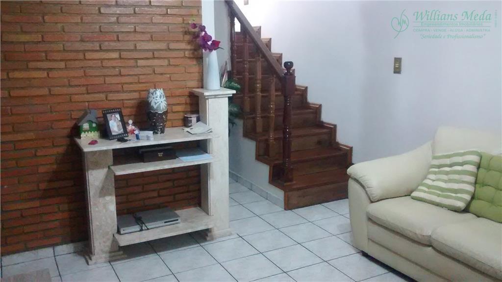 Sobrado  residencial à venda, Jardim Tranqüilidade, Guarulhos.