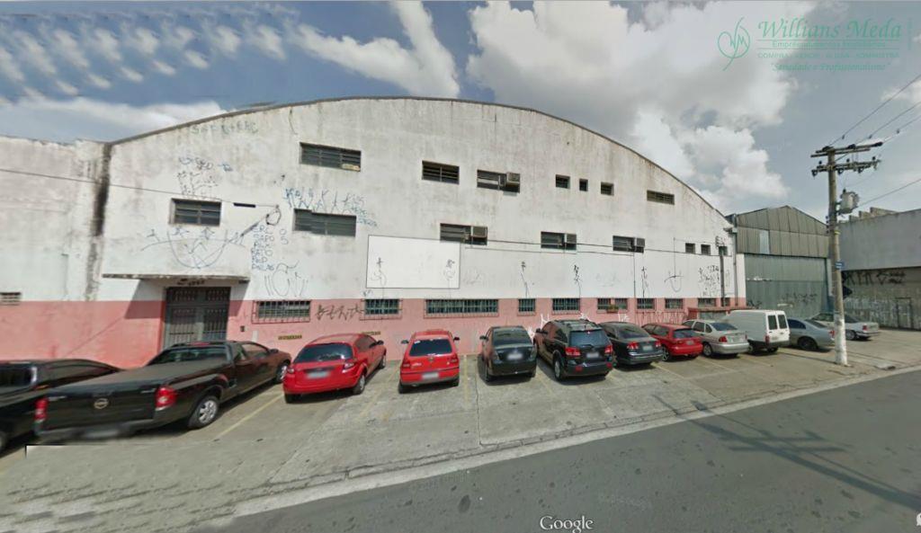 Galpão comercial para venda e locação, Vila São João, Guarulhos - GA0037.