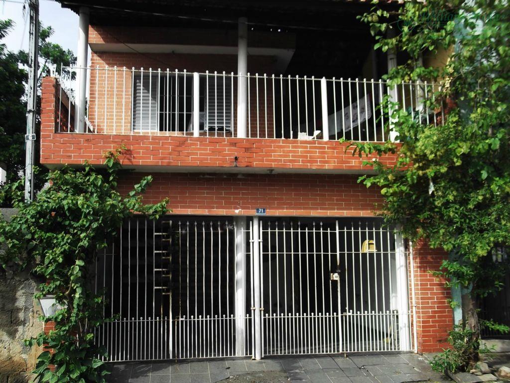 Casa com 2 dormitórios à venda, 85 m² por R$ 230.000 - Jardim Santa Cecília - Guarulhos/SP
