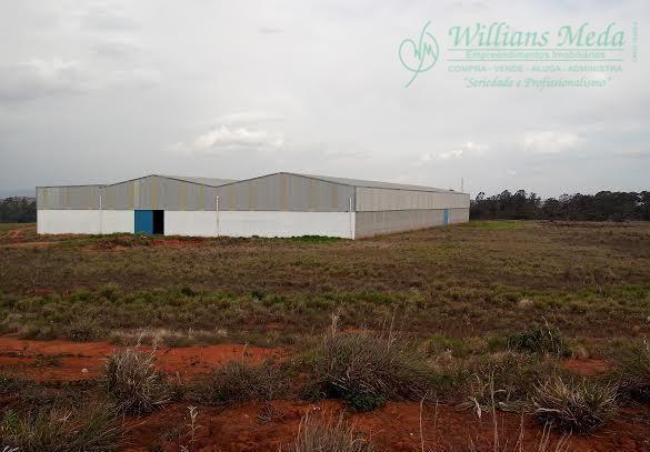 Área industrial à venda, Jardim Primavera, Itaquaquecetuba - AR0017.