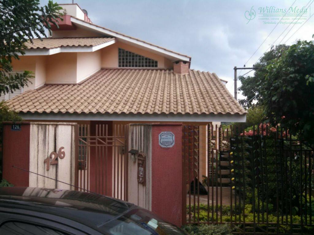 Sobrado residencial à venda, Bosque Maia, Guarulhos - SO0537.