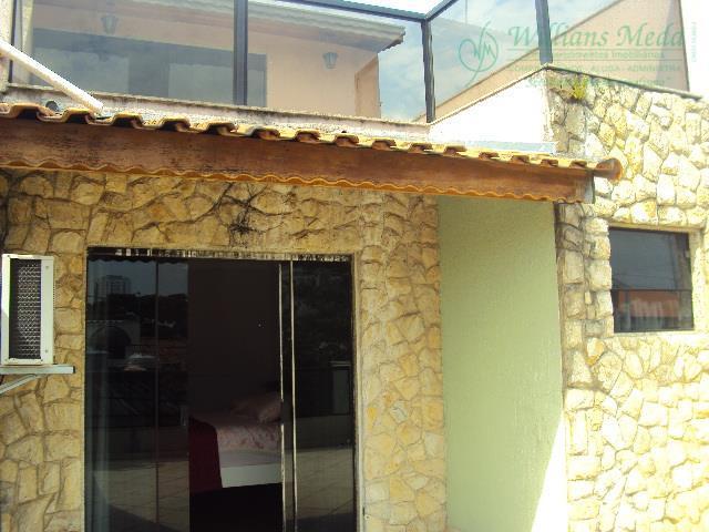 Sobrado  residencial à venda, Parque Renato Maia, Guarulhos.