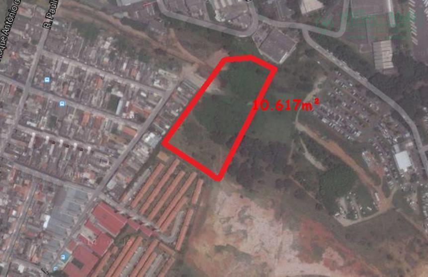 Área residencial para venda e locação, Cumbica, Guarulhos - AR0021.