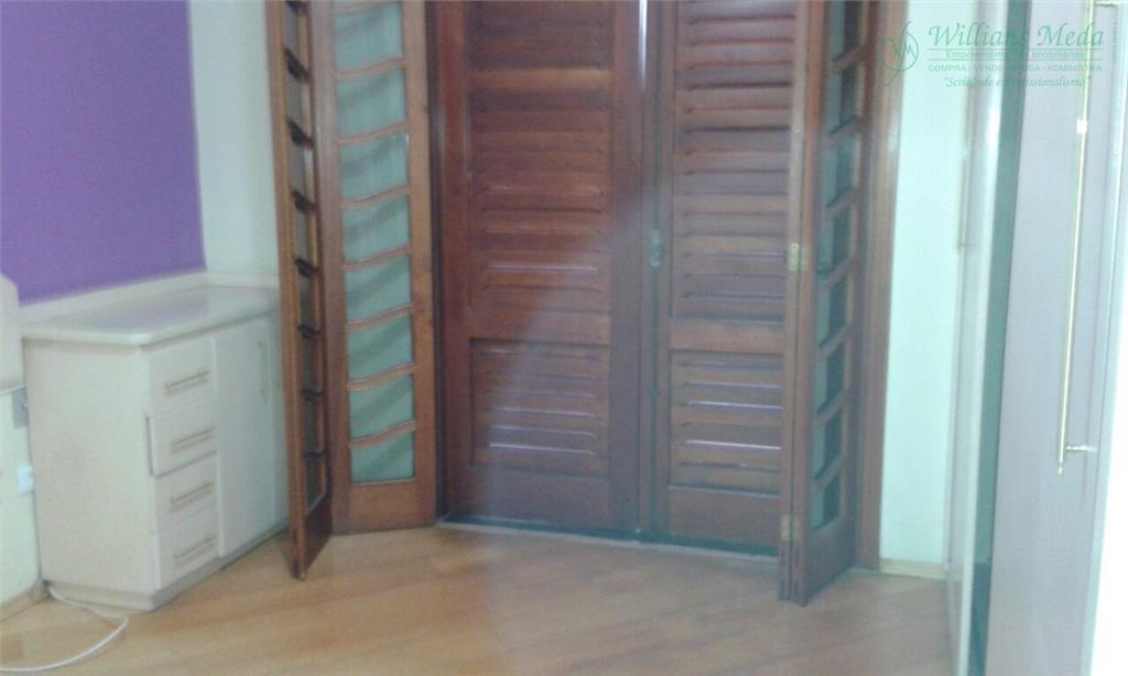 Sobrado residencial à venda, Parque Renato Maia, Guarulhos - SO0590.