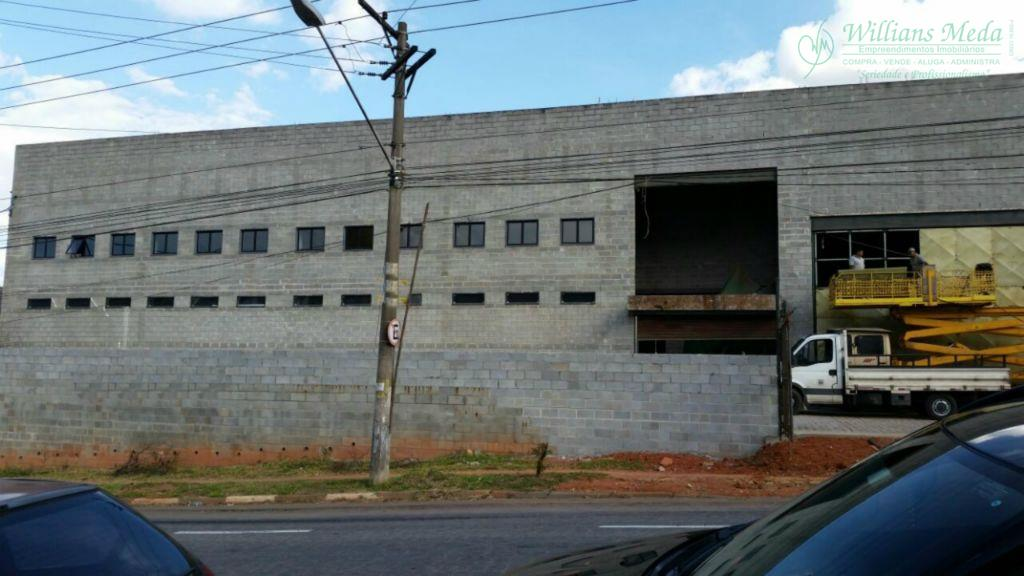 Galpão  industrial à venda, Cidade Aracilia, Guarulhos.