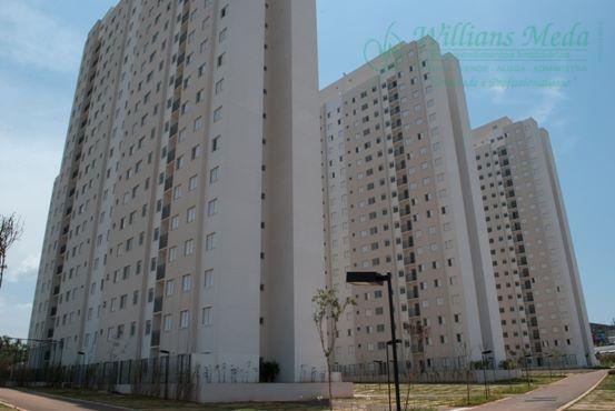 Apartamento residencial para locação, Cocaia, Guarulhos - AP0806.