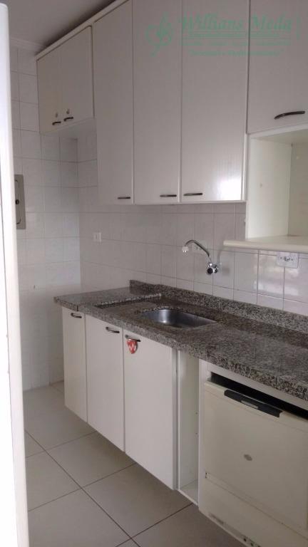 Apartamento com 2 dormitórios para alugar, 78 m² por R$ 1.200/mês - Vila Rosália - Guarulhos/SP