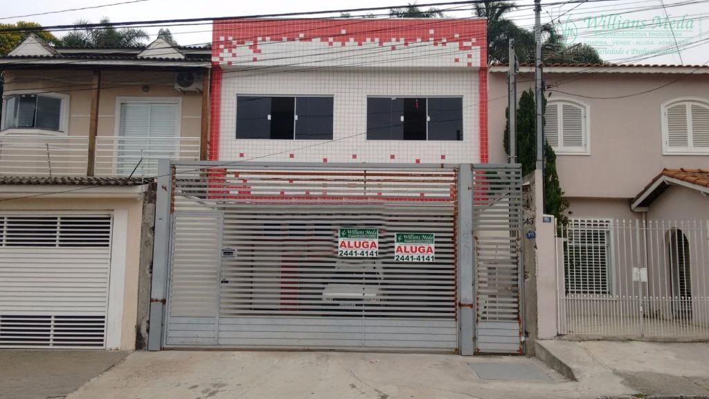 Salão para alugar, 152 m² por R$ 6.000,00/mês - Jardim Santa Clara - Guarulhos/SP