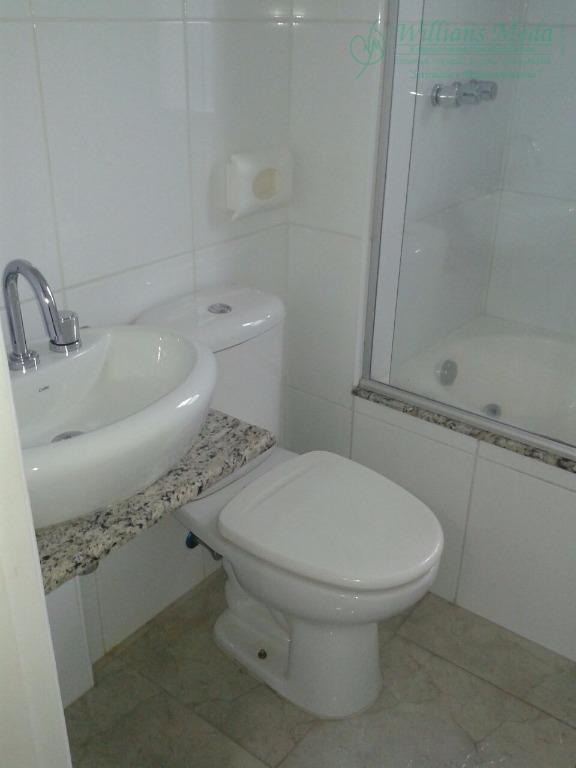 Apartamento  residencial para locação, Bosque Maia, Guarulho