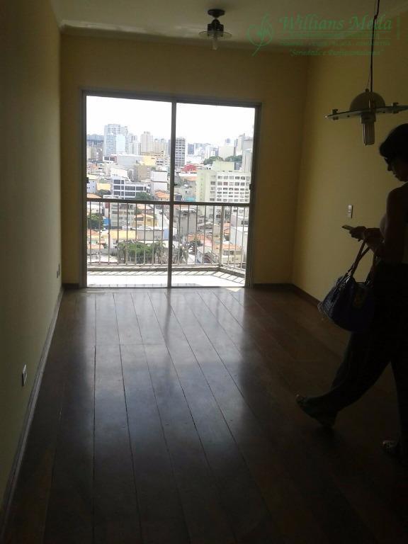 Apartamento  residencial para locação, Camargos, Guarulhos.