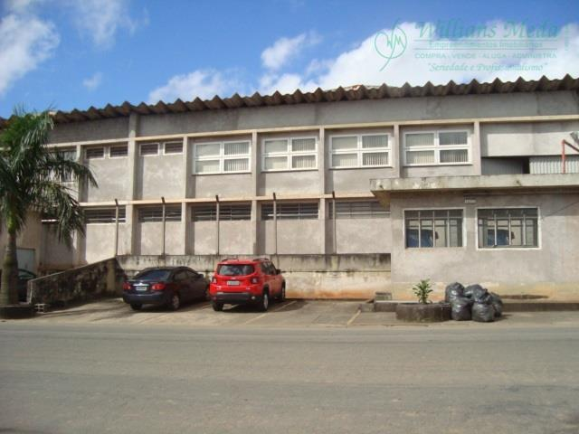 Galpão  industrial à venda, Zona Industrial, Itaquaquecetuba.
