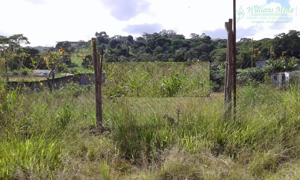 Terreno comercial para locação, Jardim dos Ipês, Itaquaquecetuba - AR0027.