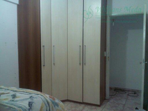 Apartamento  residencial para locação, Jardim Testae, Guarulhos.