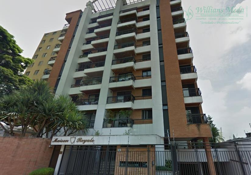 Apartamento para locação - Vila dos Camargos- Guarulhos .