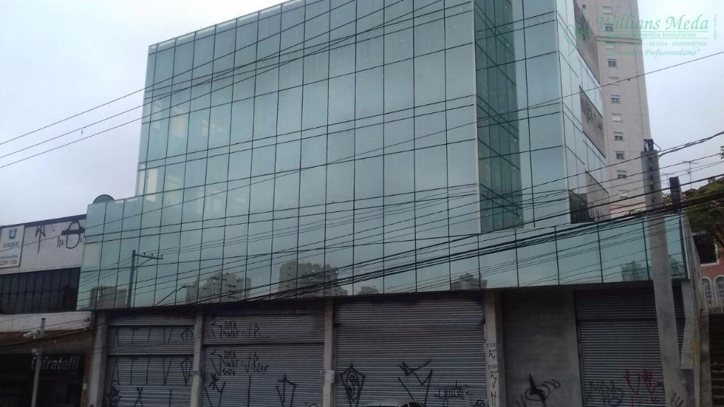 Prédio  comercial para locação, Parque Renato Maia, Guarulhos.