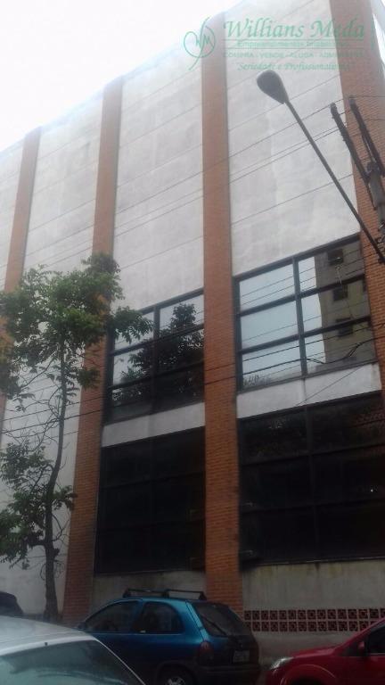 Prédio  comercial para locação, Jardim Zaira, Guarulhos.