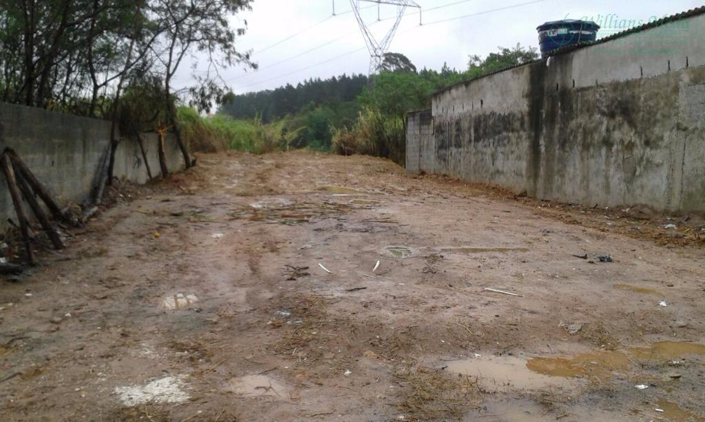 Terreno  residencial à venda, Parque Continental II, Guarulhos.
