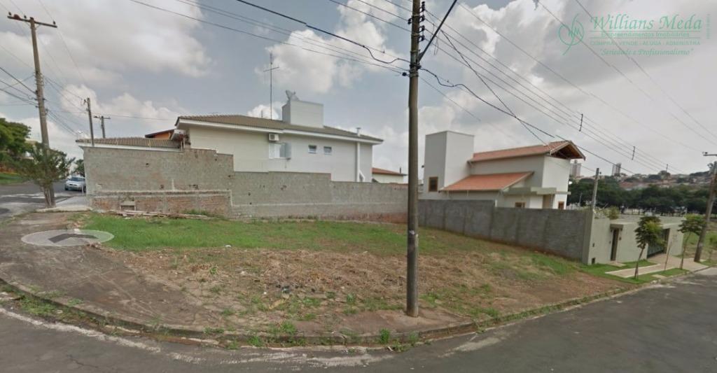Terreno  residencial à venda, Parque Santa Cecília, Piracicaba.
