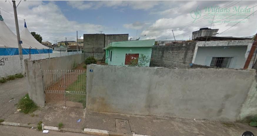 Terreno  residencial à venda, Cidade Serodio, Guarulhos.