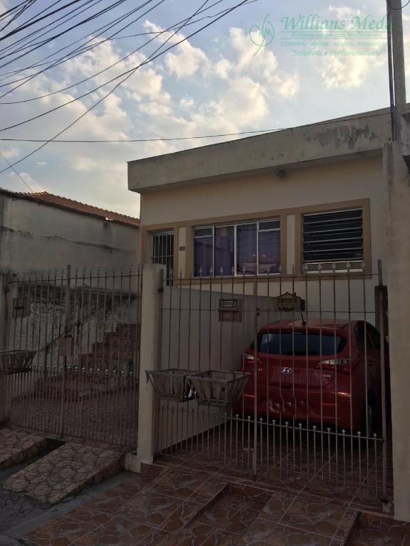 Casa com 2 dormitórios à venda, 130 m² por R$ 450.000,00 - Jardim Tranqüilidade - Guarulhos/SP