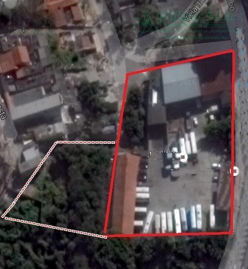 Área à venda, 6500 m² por R$ 8.450.000,00 - Centro - Guarulhos/SP