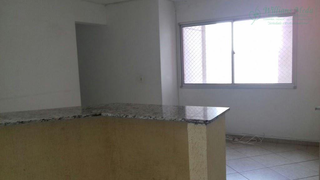 Apartamento  residencial à venda, Jardim Santa Clara, Guarulhos.