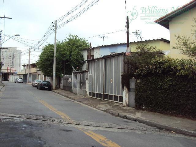 Terreno  comercial para locação, Jardim Cocaia, Guarulhos.