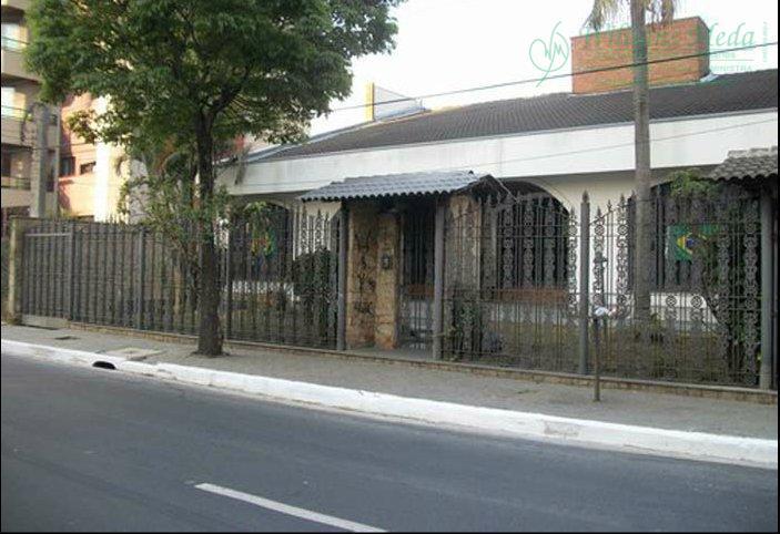 Sobrado comercial para locação, Centro, Guarulhos.