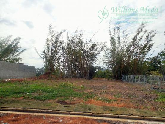 Terreno residencial à venda, Atibaia.